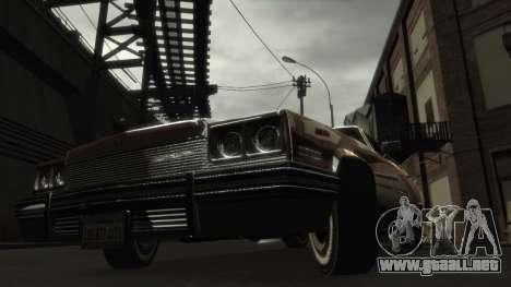 ENB Config by avydrado para GTA 4 quinta pantalla