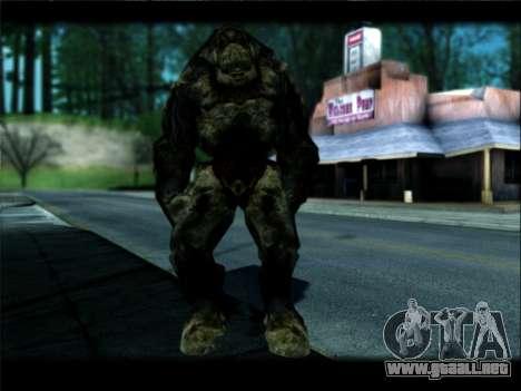 DOOM 3 - Hunter Invulnerability para GTA San Andreas sucesivamente de pantalla