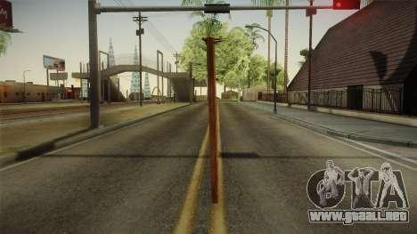 Silent Hill 2 - Weapon 3 para GTA San Andreas segunda pantalla
