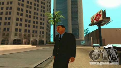 Karpov v1 para GTA San Andreas tercera pantalla