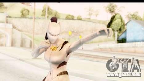 Marvel Future Fight - White Tiger para GTA San Andreas