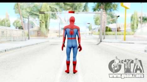 Marvel Heroes - Spider-Man Civil War para GTA San Andreas tercera pantalla