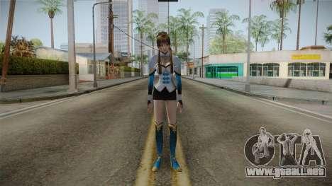 Wang Yuanji DW7 para GTA San Andreas segunda pantalla
