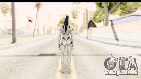 Marvel Future Fight - White Tiger para GTA San Andreas tercera pantalla