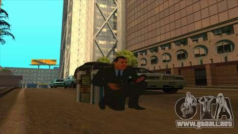 Karpov v1 para GTA San Andreas sexta pantalla