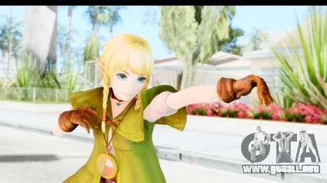 Hyrule Warriors - Linkle para GTA San Andreas