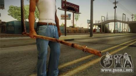 Silent Hill 2 - Weapon 1 para GTA San Andreas