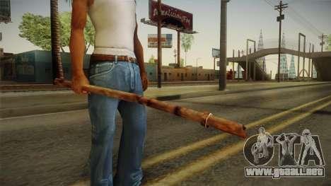 Silent Hill 2 - Weapon 1 para GTA San Andreas