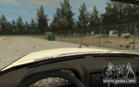 GAZ 310221 Vivir Barcaza (Paul Black prod.) para GTA 4 visión correcta