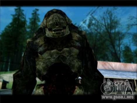 DOOM 3 - Hunter Invulnerability para GTA San Andreas tercera pantalla