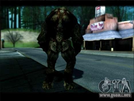 DOOM 3 - Hunter Invulnerability para GTA San Andreas quinta pantalla