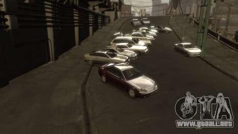 ENB Config by avydrado para GTA 4 sexto de pantalla