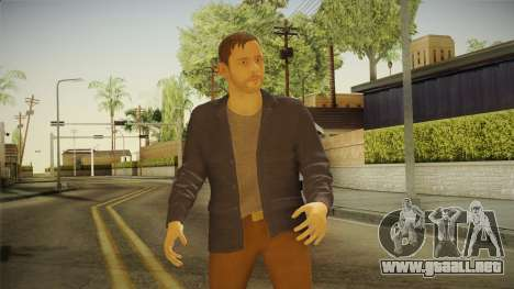 Quantum Break - William Joyce (Dominic Monaghan) para GTA San Andreas