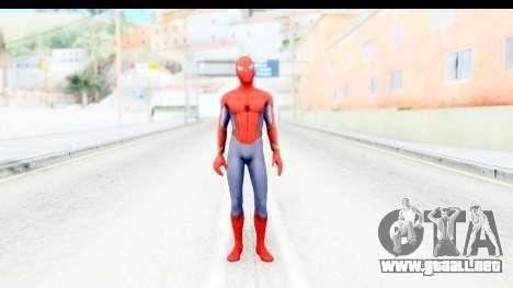 Marvel Heroes - Spider-Man Civil War para GTA San Andreas segunda pantalla