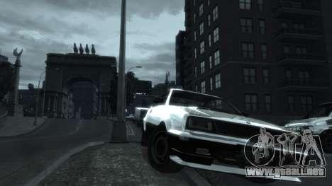 ENB Config by avydrado para GTA 4 tercera pantalla