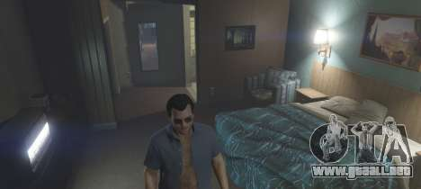 GTA 5 Open All Interiors v5 cuarto captura de pantalla
