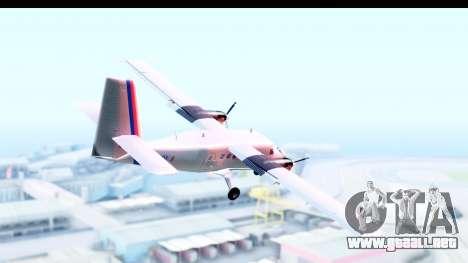 DHC-6-400 Nepal Airlines para la visión correcta GTA San Andreas