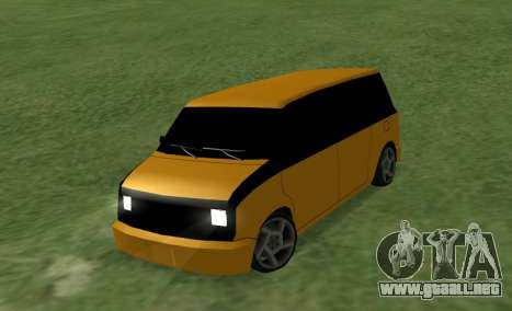 Moonbeam Kaef para GTA San Andreas
