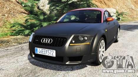 Audi TT (8N) 2004 [add-on] para GTA 5