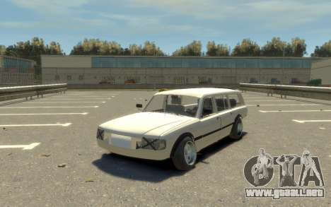 ГАЗ 310221 (Paul Black prod.) para GTA 4