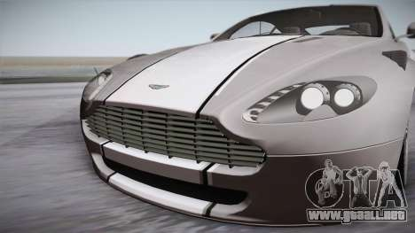 NFS: Carbon TFKs Aston Martin Vantage para la visión correcta GTA San Andreas