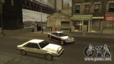 ENB Config by avydrado para GTA 4 novena de pantalla