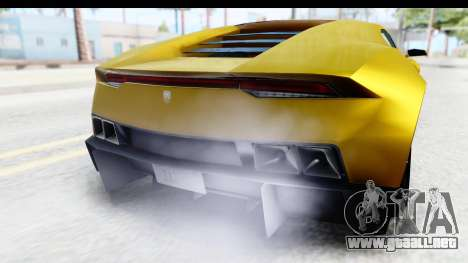 GTA 5 Pegassi Reaper IVF para visión interna GTA San Andreas