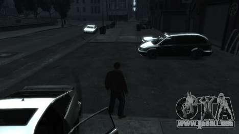 ENB Config by avydrado para GTA 4 segundos de pantalla