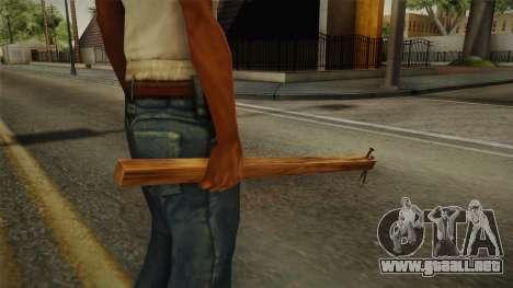 Silent Hill 2 - Weapon 3 para GTA San Andreas tercera pantalla