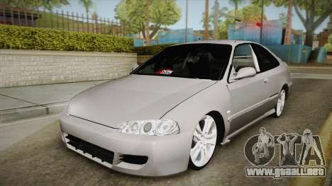 Honda Civic Coupe DX 1995 para GTA San Andreas