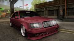 Mercedes-Benz E500 German Style para GTA San Andreas