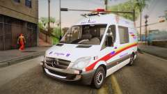 Mercedes-Benz Sprinter 2012 SA EMS Alliance para GTA San Andreas