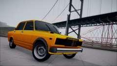VAZ 2105 parche 1.1 para GTA San Andreas