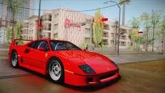 Ferrari F40 (US-Spec) 1989 HQLM