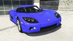 Koenigsegg CCX 2006 [Autovista] v2.0 [add-on] para GTA 5