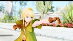 Hyrule Warriors - Linkle para GTA San Andreas