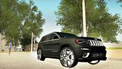 Jeep Cherokee SRT 8