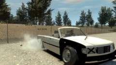 GAZ 310221 Vivir Barcaza (Paul Black prod.) para GTA 4