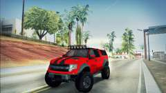 Ford F150 Raptor Long V12 para GTA San Andreas