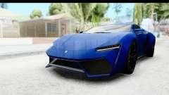 GTA 5 Pegassi Reaper SA Style