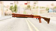 Tactical Mossberg 590A1 Black v2 para GTA San Andreas