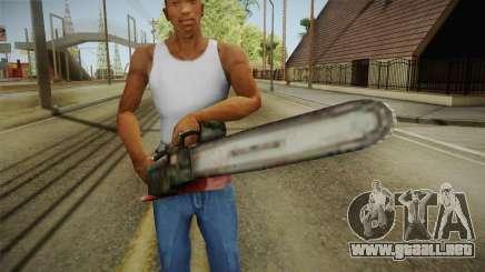 Silent Hill 2 - Chainsaw para GTA San Andreas