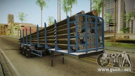 MAZ 99864 Remolque v1 para GTA San Andreas