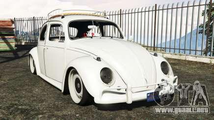 Volkswagen Fusca 1968 v1.0 [add-on] para GTA 5