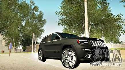 Jeep Cherokee SRT 8 para GTA San Andreas