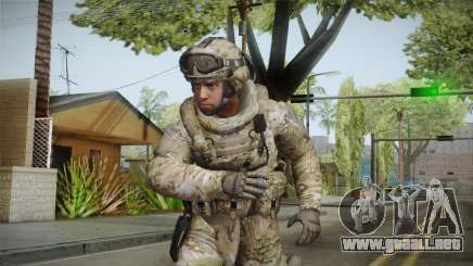 Multicam US Army 5 v2 para GTA San Andreas
