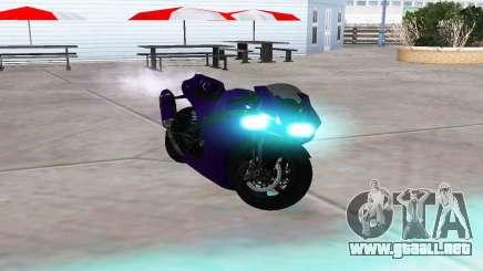 Aprilia RSV4 SPORTS para GTA San Andreas