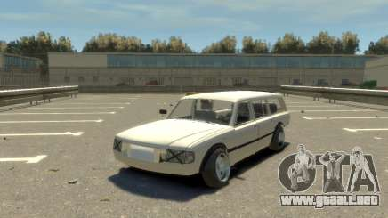 ГАЗ 310221 (Paul Black prod.) para GTA 4