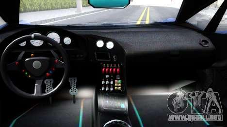GTA V Pegassi Lampo para visión interna GTA San Andreas