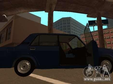 2107 (un Proyecto de la plantilla Contra Todos) para GTA San Andreas left